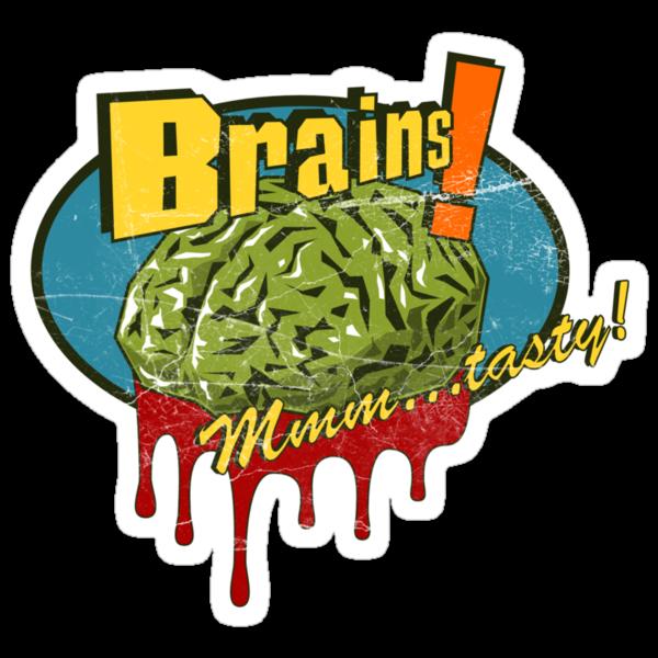 Brains. by robotrobotROBOT