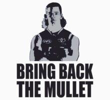 Tex Walker Bring Back The Mullet by movieshirtguy