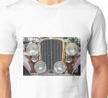 Auburn Grill and Headlights 2 Unisex T-Shirt