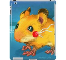 Electric Mouse iPad Case/Skin