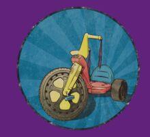 Big Wheel (purple) T-Shirt