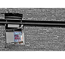 Beautiful Graffiti Photographic Print