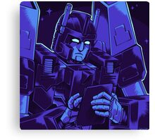 ultramagnus Canvas Print
