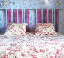 Gorgeous bedroom by daffodil