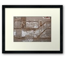 wasness Framed Print