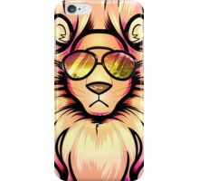 Summer Lion V3 iPhone Case/Skin