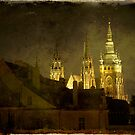 St. Vitus Cathedral by Morten Kristoffersen