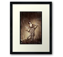 Gothic Photography Series 141 Framed Print