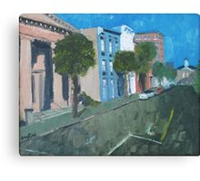 Charleston Street Canvas Print