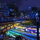 Asakusabashi Sushi Boat by Reynandi Susanto