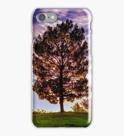 Backlit Tree iPhone Case/Skin