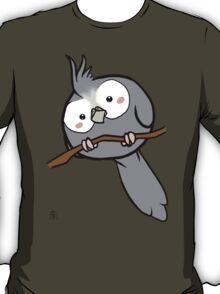 White-Face Cockatiel T-Shirt