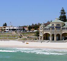 Cottesloe Beach, Perth, Western Australia (14-12-2006) by Marita Bird