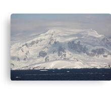 Antarctic Canvas Print