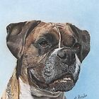 Tyson in Color by Marlene Piccolin