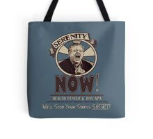 Serenity NOW Health Center & Day Spa Tote Bag