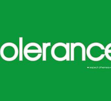 tolerance by yanmos