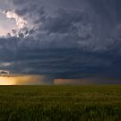 The Mothership at Sunset by MattGranz