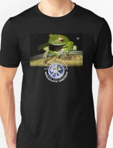 concern for gaia frogs Unisex T-Shirt