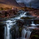 The Russell Burn , Applecross, Western Scotland. by PhotosEcosse