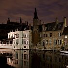 Brugge by Mike Stone