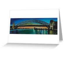Sydney Harbour Highlights Greeting Card