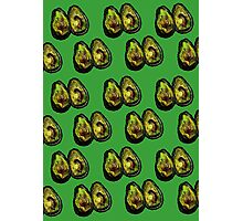 Avocado - Green Photographic Print