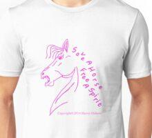Save A Horse, Free A Spirit Unisex T-Shirt