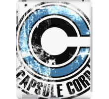 Dragon Ball Z Capsule Corp iPad Case/Skin