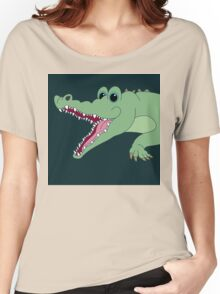 OH, WHAT A CROC! Women's Relaxed Fit T-Shirt
