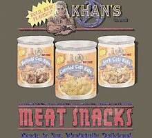 Khan's Brand Meat Snacks by torg