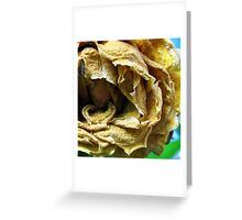 ...could it be a faded rose from days done by.....?Lyrics from a song called Delta Dawn Greeting Card
