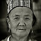 Old lady by Laurent Hunziker
