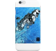 """Ode to Bill Watterson - """"Somebody Needs a Hug!"""" iPhone Case/Skin"""
