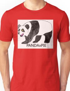 Traditional PANDAxPIE Unisex T-Shirt