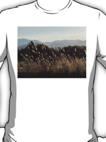 Gentle Breezes In November Grasses T-Shirt