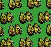Avocado - Green by ruthkatherinee