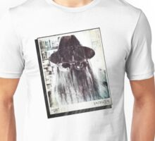 """Cousin Itt"" Old Polaroid  Unisex T-Shirt"