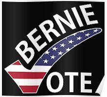 Vote Bernie Sanders 2016 Poster