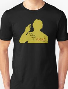 THE WOLF OF WALL STREET - FUGAZI T-Shirt