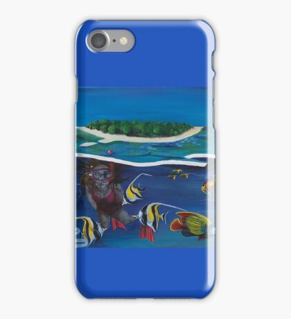 Great Barrier Reef iPhone Case/Skin
