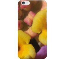 264 Lantana Violet Macro iPhone Case/Skin