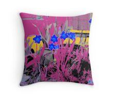 Daffodils Dream Throw Pillow