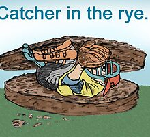 Catcher In The Rye by Londons Times Cartoons by Rick  London
