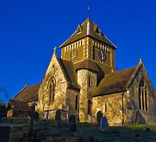 Seale Church by Kevin North