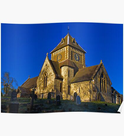 Seale Church Poster