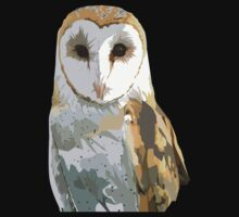 Barn Owl Kids Clothes