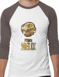 PRAISE HELIX Men's Baseball ¾ T-Shirt