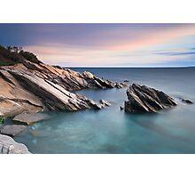 Windward Rocks Photographic Print