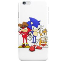 Sonic OVA iPhone Case/Skin